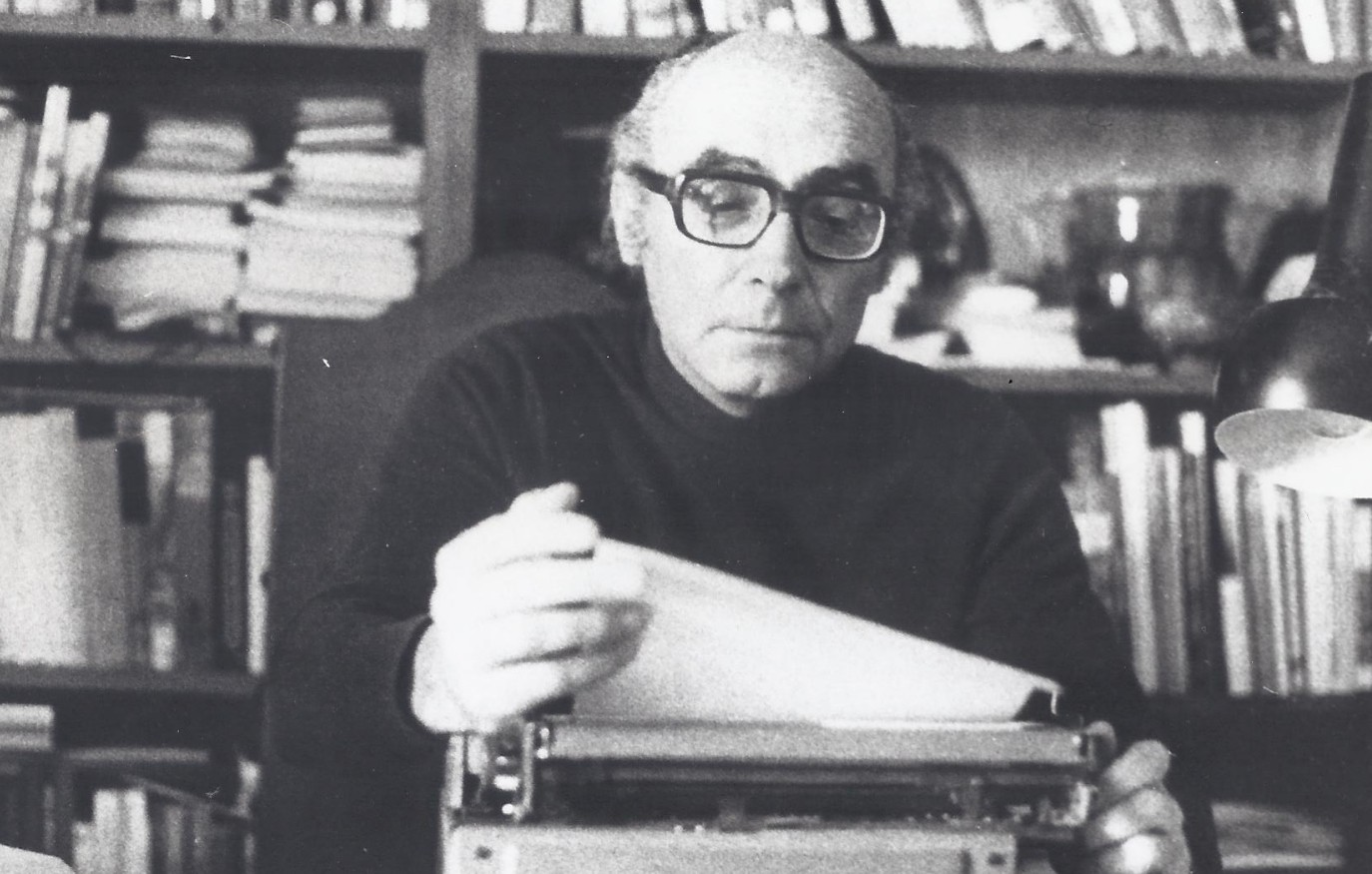 José Saramago, 70s ©FJS Archive/Reserved Rights