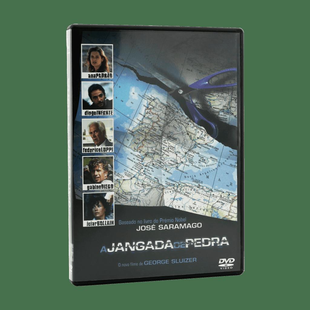 DVD - A jangada de pedra