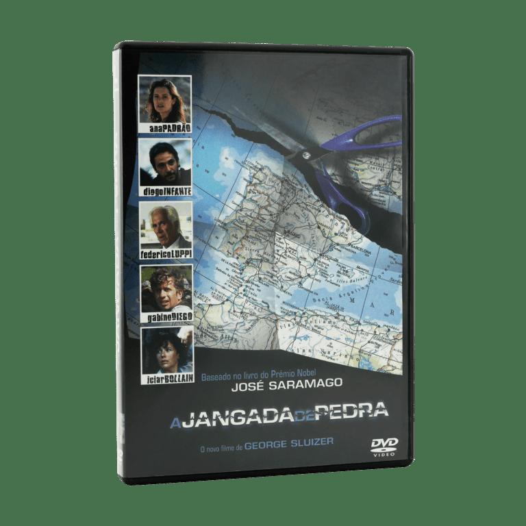 DVD - La balsa de piedra