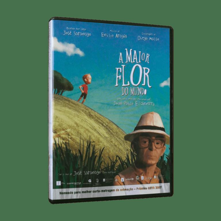 DVD - A maior flor do mundo