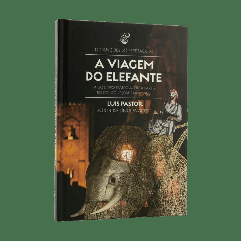 CD - A viagem do elefante