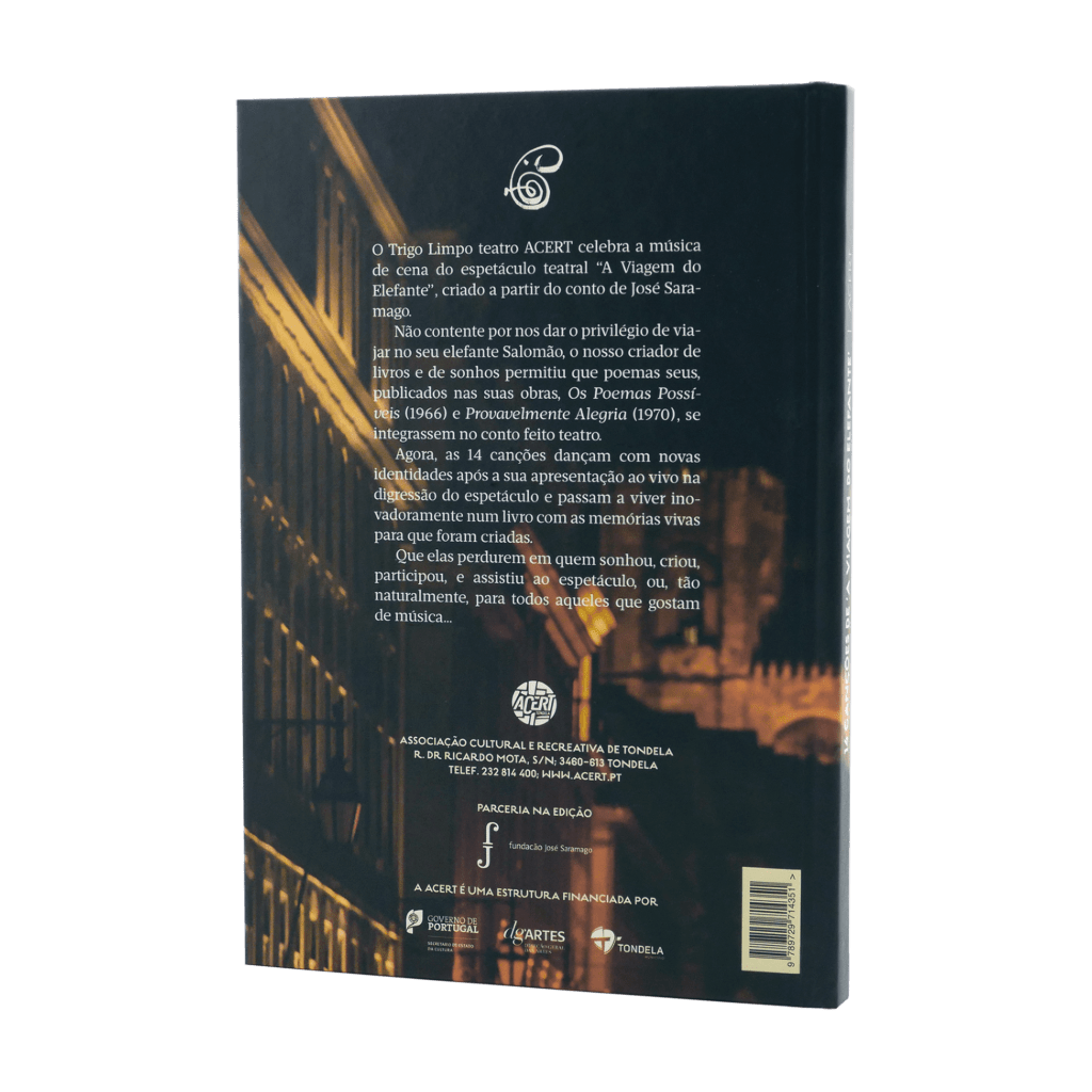 CD - The Elephant's Journey