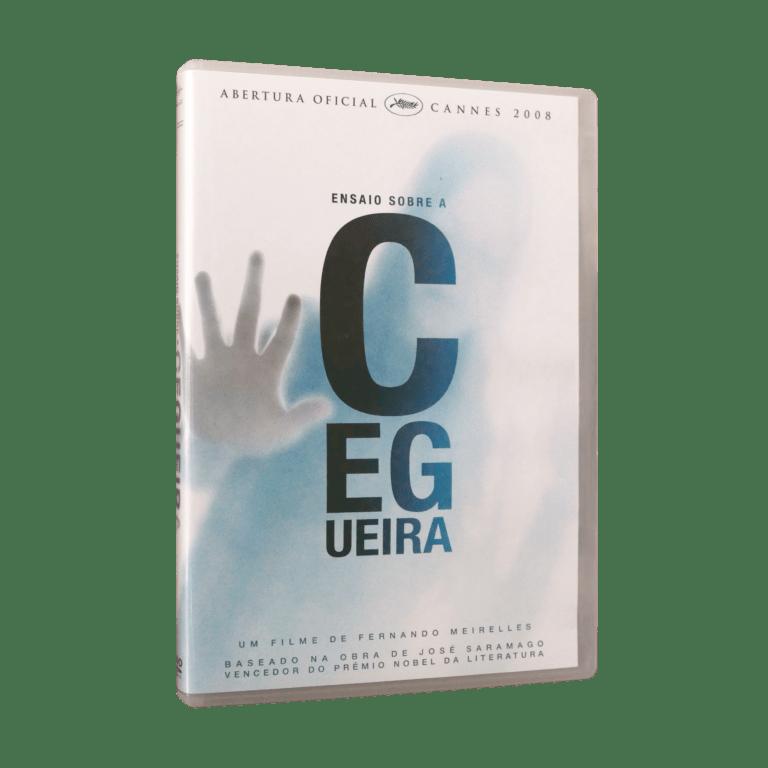 DVD - Ensaio sobre a cegueira