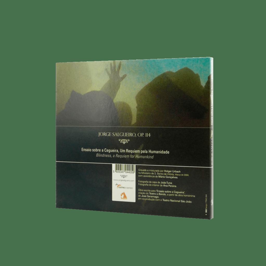 CD - Ensaio sobre a Cegueira, Um Requiem pela Humanidade