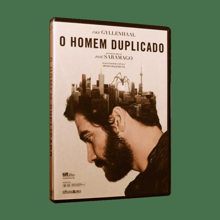 DVD - O homem duplicado
