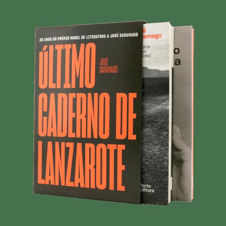 Caixa comemorativa – 20 anos do Nobel de José Saramago