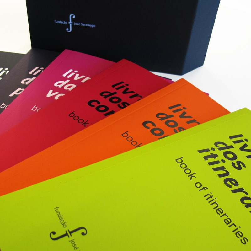 The epigraph notebooks (Box)