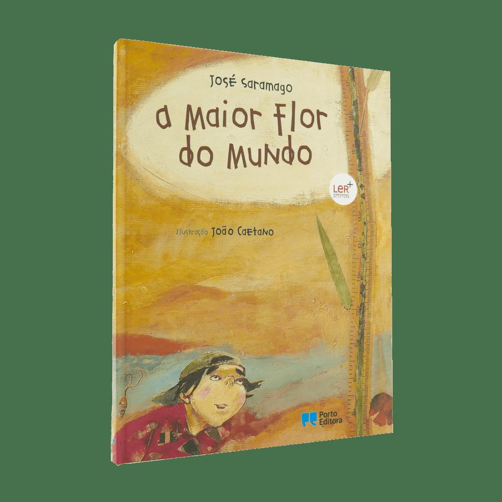 La flor más grande del mundo - Ilustraciones de João Caetano