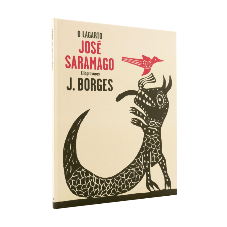 The Lizard - Illustrations by J. Borges
