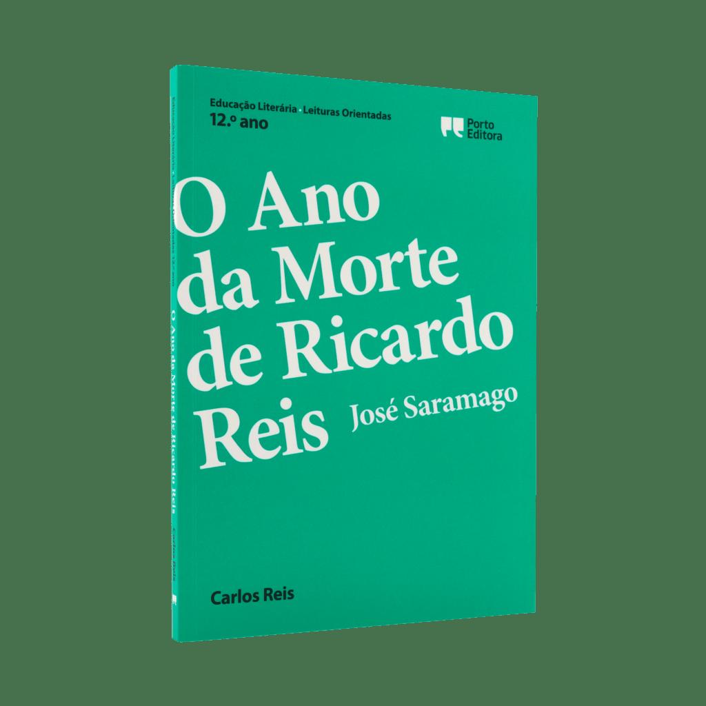 El año de la muerte de Ricardo Reis - Lecturas guiadas