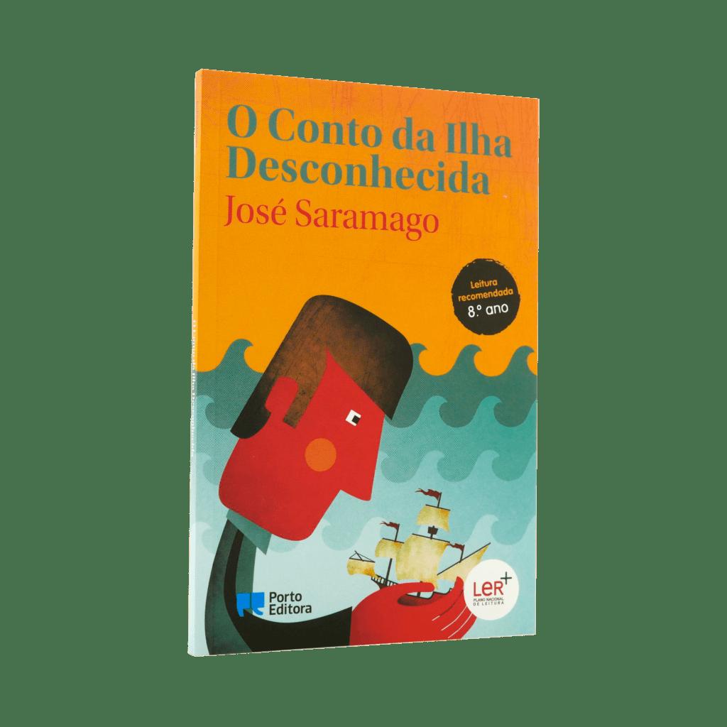 O conto da ilha desconhecida - Ilustrações de Fatinha Ramos (ed. Bolso)