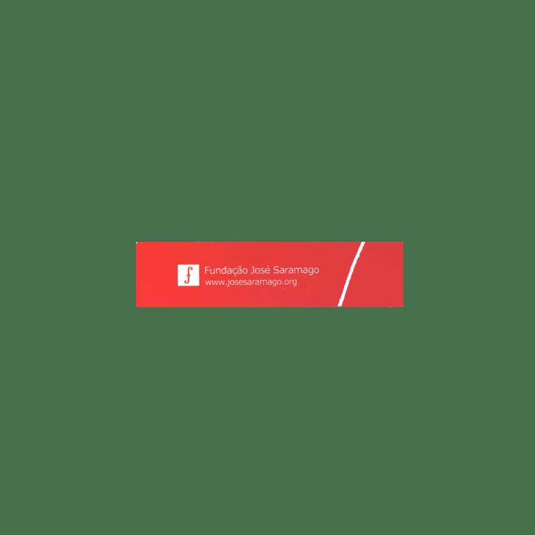 Marcador de livros - Fundação (mini-vermelho)